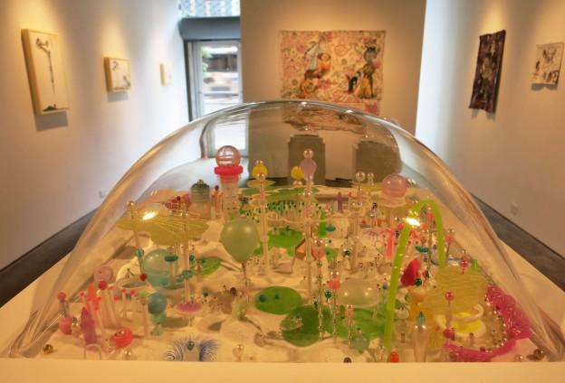 Sally Curcio in 'A Refined Existence' at J. Cacciola Gallery