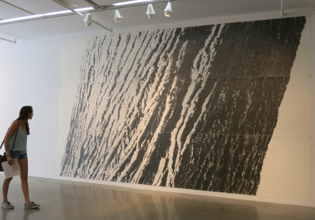 Sandra Allen in 'Land and Sea' at Danese Corey