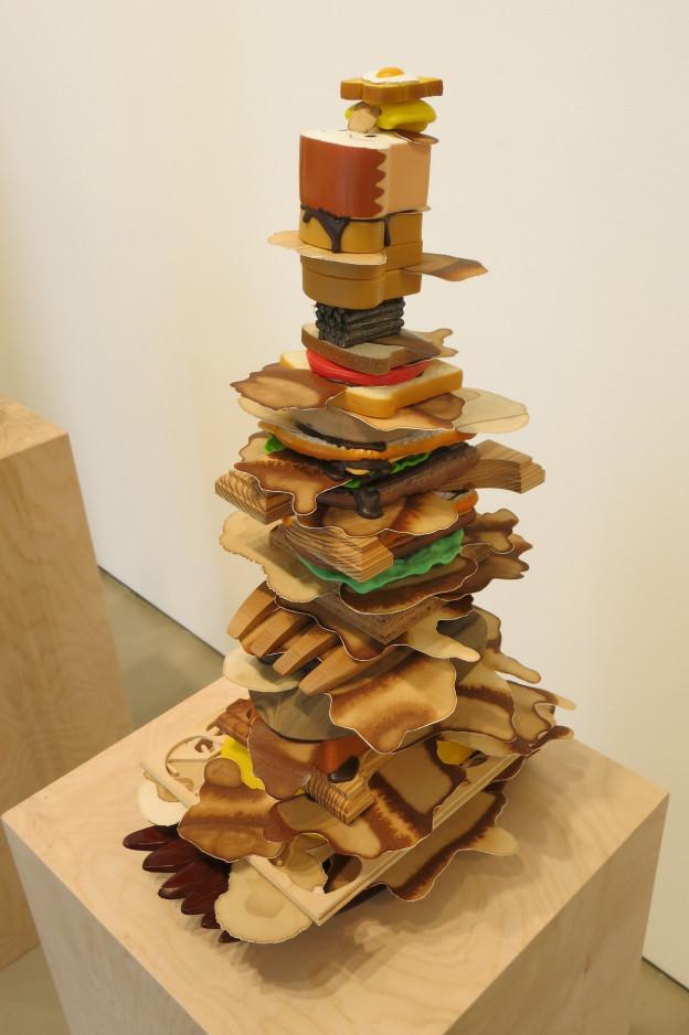 Teppei Kaneuji at Jane Lombard Gallery