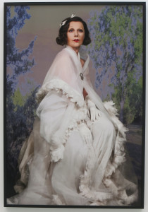 Cindy Sherman, Untitled, dye sublimation metal print, 70 ½ x 48 inches, 2016.
